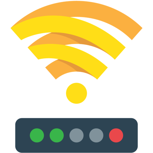 WiFi Signal Strength Status