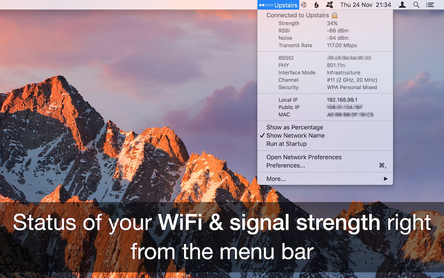 Never Settle for Low Performing Wireless Signals with Wifi Status
