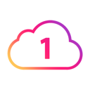 1Cloud_All_in_one_Drive_for_Google_Dripbox_Icon_128x128